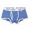 China Pure Cotton Short Trunks Underwear Contour Pouch Mens Low Rise Trunk Underwear wholesale