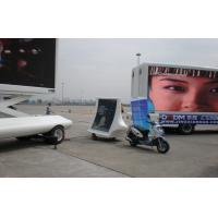 China SMD Outdoor Led Display Screen Mobile Truck Advertising With Gapless Connection wholesale