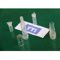China High Precision Injection Molding / Tansparent Medical Injection Molded Part wholesale
