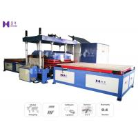 China HF 120Kw  Inflatable Bed High Freqeuncy Welding Machine Current Auto Tuning System wholesale