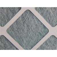 Quality G2 Fiberglass Cardboard Pannel Metal Mesh Pre Filter For Painting Booth for sale
