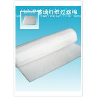 China White High Temperature Filter Media , Sponge Air Filter Material EN779 Certificated wholesale