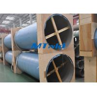 China Austenitic Stainless Steel Tubing TP304L / 316L Welding Stainless Steel Pipe wholesale