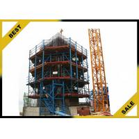 China Wind Bracing Climbing Scaffolding System , Frame Scaffolding System Tipping Inwards Prevented wholesale