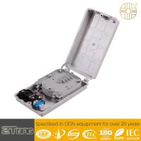 China Durable Outdoor Fiber Termination Box / Termination Enclosure With 1 SC Adaptor wholesale