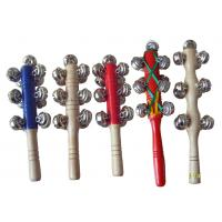 China Sleigh Bell Toy Musical Instruments Orff Instruments Toy Music Gift wholesale