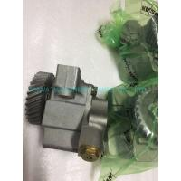 China De12t Engine Automotive Oil Pump , Durable Daewoo Oil Pump 65.05100-6044 wholesale