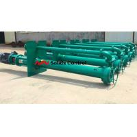 China Durable reliable submersible slurry pump used in drilling mud solids control wholesale