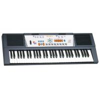 Quality 61 KEYS Black Teaching Electric Keyboard Piano With LCD Display MK-2067A for sale