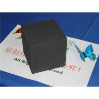 China Clean Room Honeycomb Activated Carbon Filter Media / Activated Carbon Filter Material wholesale