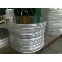 Buy cheap 1100  3003  5052 H14   1.2mm to 3.0mm Aluminum Circle / Disc For Road / traffic signs from wholesalers