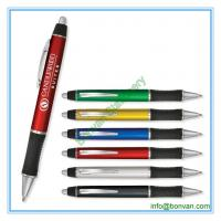 click promotional gift ball point pen for logo advertising for sale