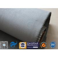 Buy cheap Grey Silicone Coated Fiberglass Fabric 47OZ 1.3MM Electrical Insulating from wholesalers