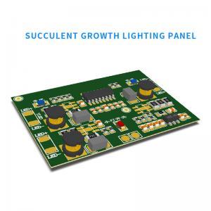 China USB Charge Meaty Plant 1A 12V Grow Light PCB Assembly wholesale