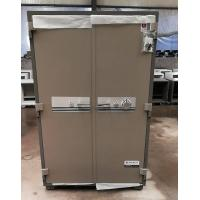 China Security Fire Resistant Storage Cabinets , Fireproof Vertical File Cabinet For Office Data wholesale