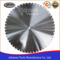 "China 36"" Diamond Wall Saw Blades for Heavy Reinforced Concrete / Bridge Deck Cutting wholesale"