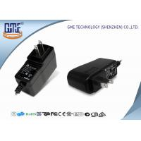 China GME12C 120100 12v 1a wall mount ac power adapter for led strip light / lcd monitor wholesale