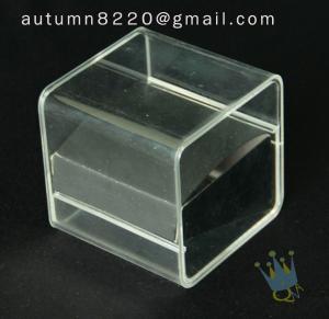 China BO (10) acrylic jewelry box wholesale