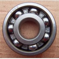 China 6302 2Z Steel Cage Deep Groove Ball Bearings Single Row ABEC-7 / ABEC-5 wholesale