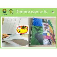 Lightweight Glossy Photographic Paper , Wood Pulp Glossy Photo Paper