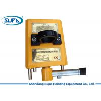 China Hand Operated Permanent Magnetic Lifter Ne-Fe-B Coil Material Compact Structure wholesale