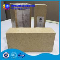China Silicon Mullite Kiln Refractory Bricks for Cooling Zone , Compact and Good Wear Resistance wholesale