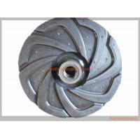 China Aier Ash Pump Parts High Chrome Impeller wholesale