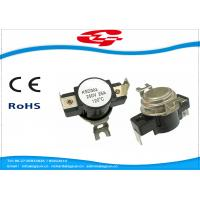 China UL TUV Bimetal Snap Disc Thermostat KSD302-262 with special bracket wholesale