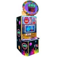 China Balls Drop Redemption Game Machine Coin Operated Magic Super Ball Ticket Machine on sale