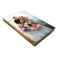 China Beautiful Family / Golden Wedding Photo Album 8 x 10 With 0.5mm-1.5mm Inner Pages wholesale