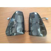 China 4x4 LED Smoked Black Tail Lights For Toyota Hilux Revo Pickup 2015 2016 wholesale
