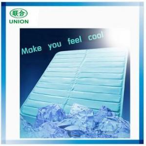 China cooling gel mattress pad wholesale