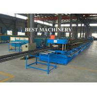 China Automatic Punch Steel Cable Tray Roll Forming Machine Photovoltaic Stents wholesale