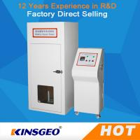 Buy cheap SUS # 304 Battery Testing Machine Battery Impact Tester Stainless Steel Plate from wholesalers