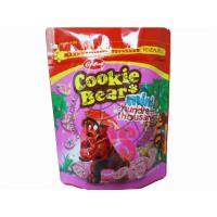 China Cookie Sweet Eco Friendly Food PackagingColor Printed Doypack With Ziplock on sale