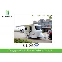 Buy cheap Lightweight Camper Caravan Trailers With AlKo Coupling System from wholesalers