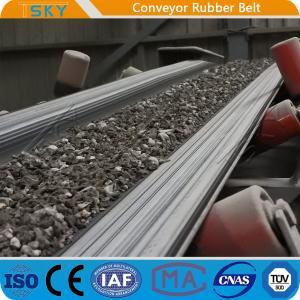 China NN400 Nylon Conveyor Belt heavy load conveying For Mining Coal Stone Bulk Material Transportation wholesale
