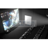 China Popular Large 4D 9D XD Theater with lighting / vibration simulator for amusement wholesale