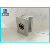 AL-6C Double Metal Tube Connectors Aluminum Tubing Fitting Silvery Joints