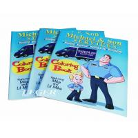 """Buy cheap Childrens Coloring Books / Brand Promotion Books 8.5 x 11"""" Size from wholesalers"""