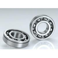 Buy cheap 6305 6306 6307 Deep groove ball bearings Vehicles Construction Machinery from wholesalers