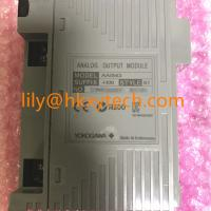 China Yokogawa AAI543-H00 Analog Output Module 4 to 20 mA, 16-channel, Isolated With digital communication (HART protocol) on sale
