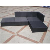 China Hotel rattan modular sofa --1138 wholesale