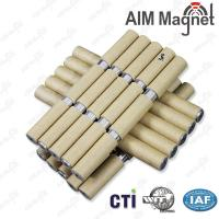 China Strong N48 ndfeb magnet rod wholesale