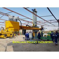 China 4X4 Heavy Duty Welding Manipulators For Tank Welding With Cross Slide Column And Boom wholesale