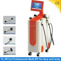China Radio Frequency Weight Cavitation RF Slimming Machine Wrinkle removal Beauty Equipment RF3.6 wholesale