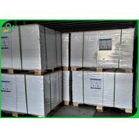 China 70lb 80lb White Offset Printing Paper Roll With FSC Certification wholesale