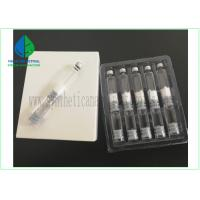 China 97% Purity Hgh 36iu Water Pen Growth Hormone Injection White Lyophilized Powder wholesale