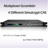 China Digital TV Headend Multiplexer-Scrambler AIO  6-Channel DVB-S2 Input RTS4502 wholesale