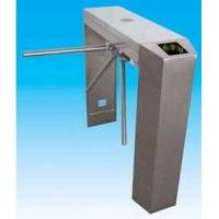Manual 304 stainless steel shell tripod security turnstile gate for enterprise, exhibition
